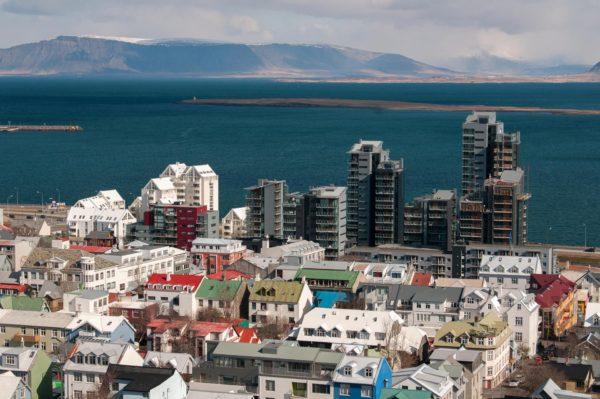 Week end a Reykjavík