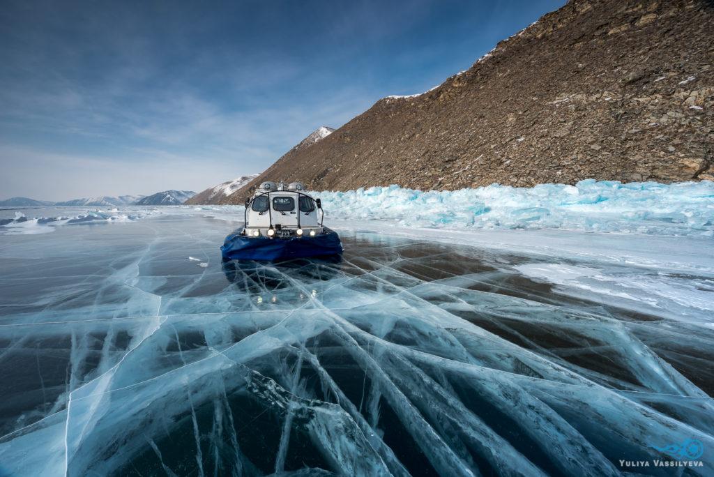 Tour Lago Bajkal Hovercraft