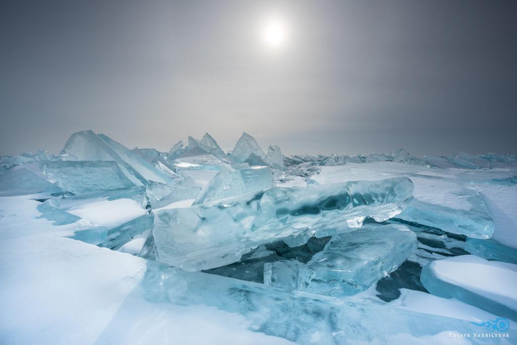 Tour Bajal ghiaccio spezzato