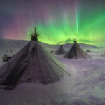 Nenets: prima che scompaiano. Yamal, Urali Polari, Russia, Aprile 2019
